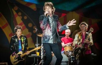 Rolling Stones Charlie Watts