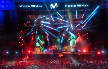 Movistar Fri Music