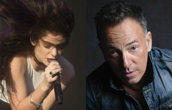 Lorde Bruce Springsteen